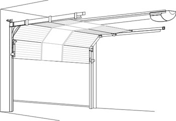 Ferronnerie serrurerie portails fer forge for Systeme verrouillage porte garage